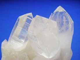 QUARTZ CRYSTAL CLUSTER #28