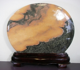 CHINESE PICTURE STONE #SUN3
