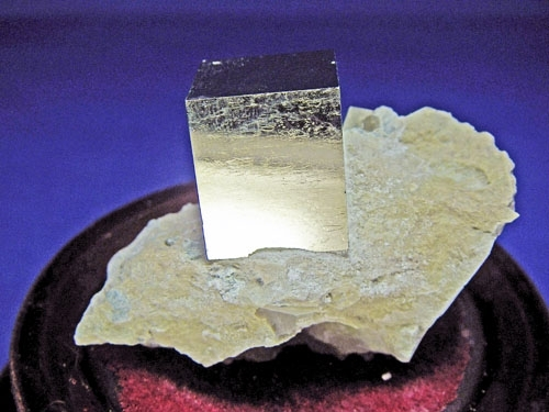 PYRITE CRYSTAL CUBES #16