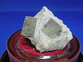PYRITE CRYSTAL CUBES #17