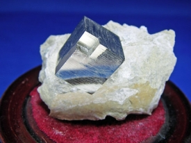 PYRITE CRYSTAL CUBES #21
