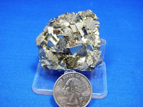 PYRITE CRYSTALS #P1