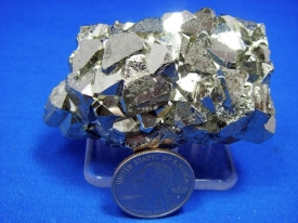 PYRITE CRYSTALS #P2