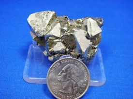 PYRITE CRYSTALS #P3