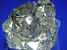 PYRITE CRYSTALS #P4