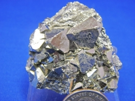 PYRITE CRYSTALS #P7