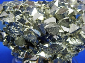 PYRITE CRYSTALS #P9