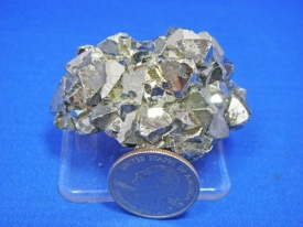 PYRITE CRYSTALS #P10