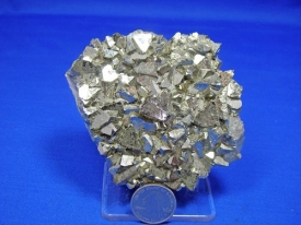PYRITE CRYSTALS #P11