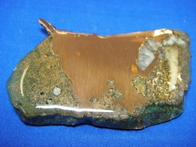 COPPER MATRIX SLICE #31