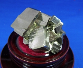 PYRITE CRYSTALS #P29