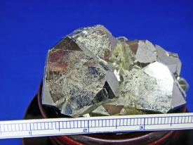 PYRITE CRYSTALS #P30