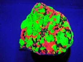 FRANKLIN FLUORESCENCE ROCK #F101