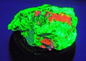 FRANKLIN FLUORESCENCE ROCK #F103