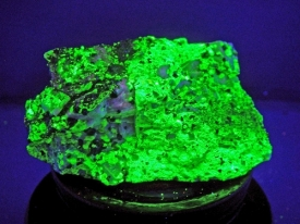 FRANKLIN FLUORESCENCE ROCK #F105