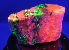 FRANKLIN FLUORESCENCE ROCK #F107