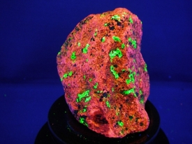 FRANKLIN FLUORESCENCE ROCK #F109