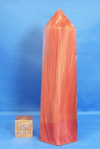 CHERRY QUARTZ OBELISK #C