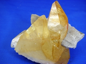 CALCITE CRYSTALS #EM21 ELMWOOD MINE
