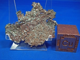 COPPER-& CUPRITE - NEVADA #12