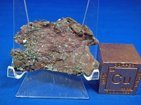 COPPER-& CUPRITE - NEVADA #14
