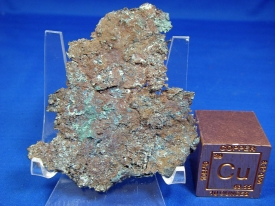 COPPER-& CUPRITE - NEVADA #18