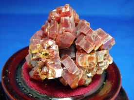 VANADINITE CRYSTALS #14