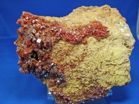 VANADINITE CRYSTALS #22