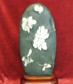 CHRYSANTHEMUM STONE #1