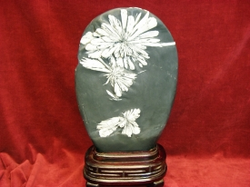CHRYSANTHEMUM STONE #4