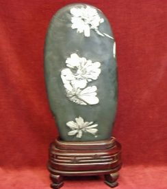 CHRYSANTHEMUM STONE #13