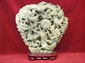 CHINESE CARVING #CD3