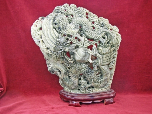 CHINESE CARVING #CD13