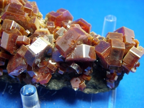 VANADINITE CRYSTALS NF23