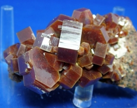 VANADINITE CRYSTALS NF24